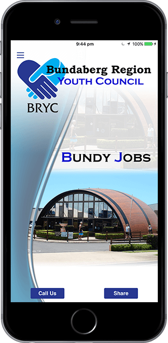 Bundy Jobs Mobile App powered by App City
