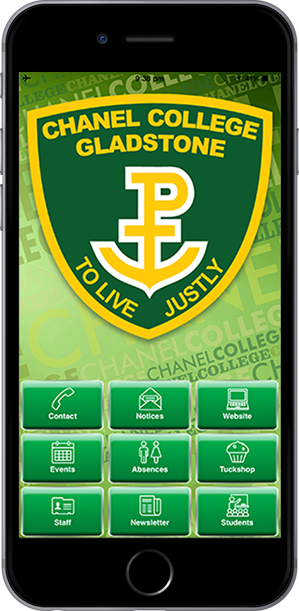 Chanel College Gladstone Mobile App