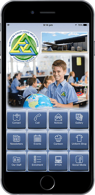 High School Mobile App
