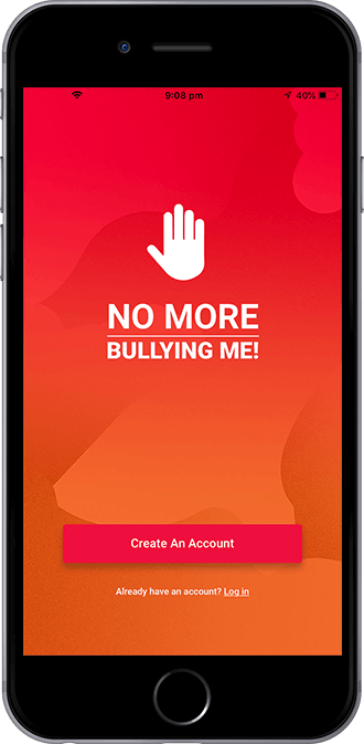 No More Bullying Me Mobile App powered by App City
